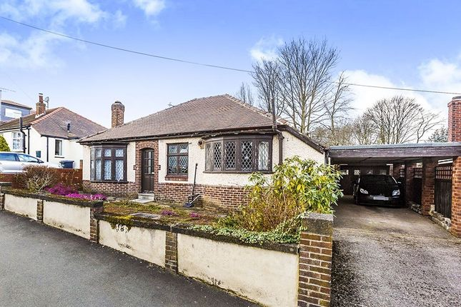 Thumbnail Bungalow for sale in Westwick Road, Sheffield
