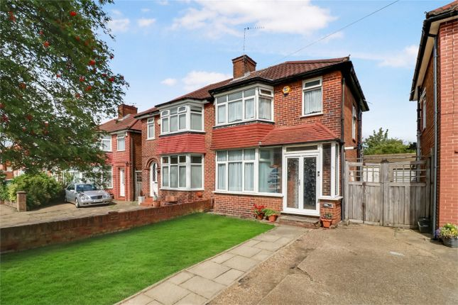 Thumbnail Semi-detached house to rent in Ladycroft Walk, Stanmore