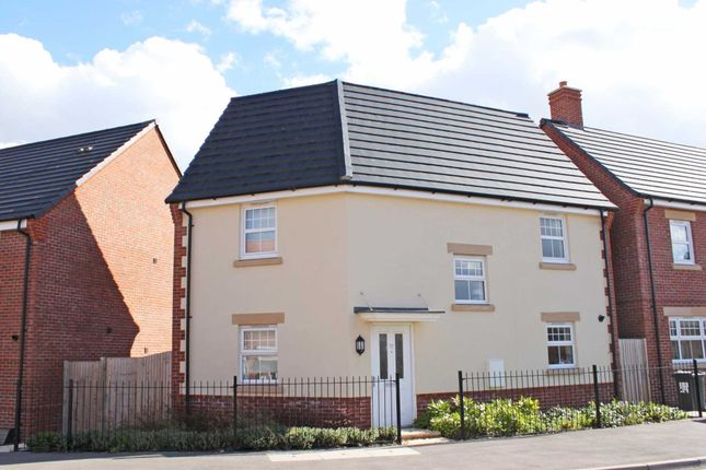 3 bed detached house for sale in Sir Frank Williams Avenue, Didcot