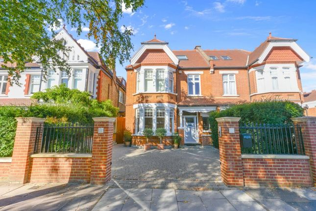 Thumbnail Semi-detached house for sale in Stanway Gardens, Ealing Common