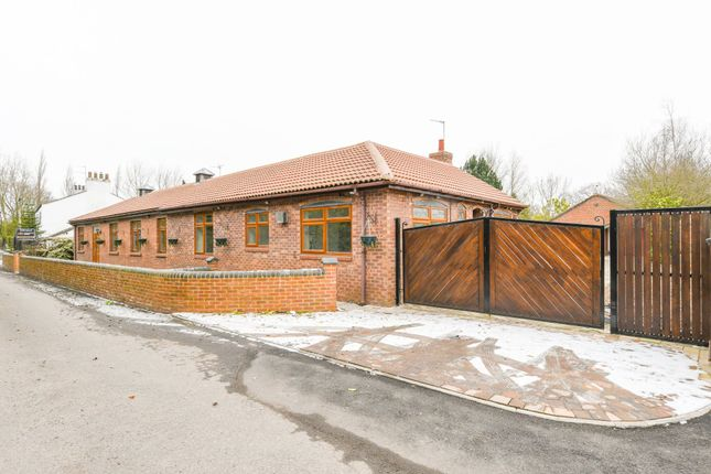 Thumbnail Detached bungalow for sale in Micklehead Green, Sutton Manor, St. Helens