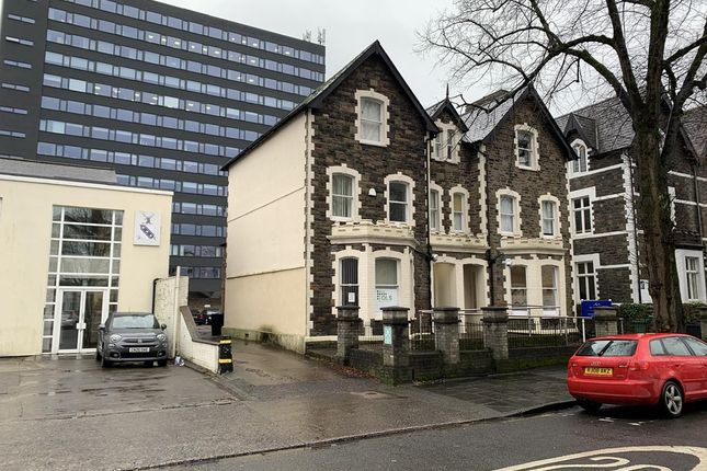 Thumbnail Office to let in 38 The Parade, Roath, Cardiff