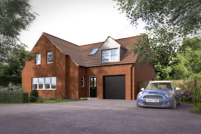 Thumbnail Detached house for sale in Off Thirsk Road, Easingwold