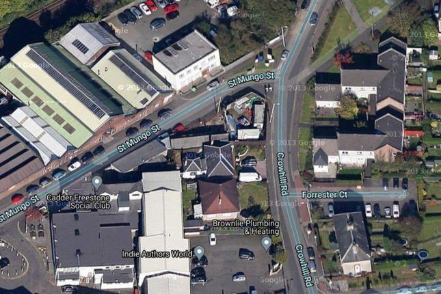 Thumbnail Land for sale in St Mungo Street, Bishopbriggs, Glasgow