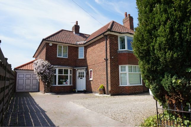 Thumbnail Detached house for sale in Beckfield Lane, York