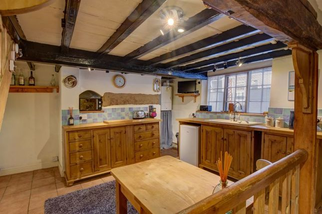 Thumbnail Cottage for sale in Clarks Yard, Church Street, Whitby