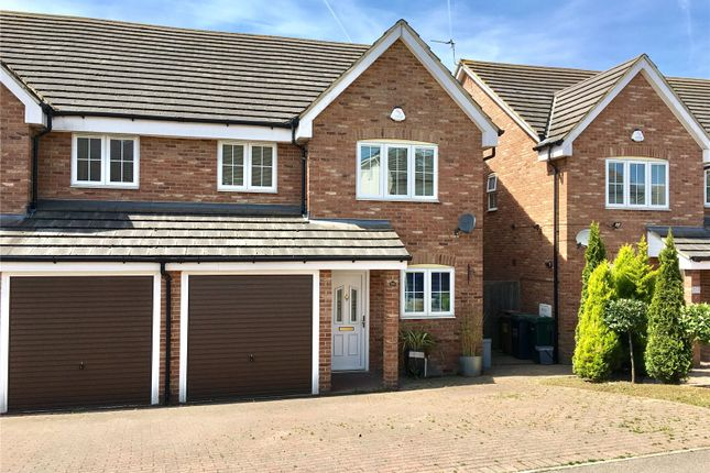 Thumbnail Semi-detached house for sale in Popes Road, Abbots Langley