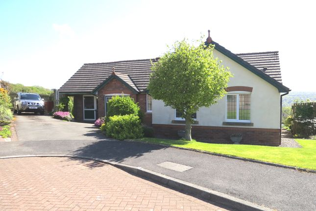 Thumbnail Detached bungalow for sale in Laurel Bank, The Highlands, Whitehaven, Cumbria