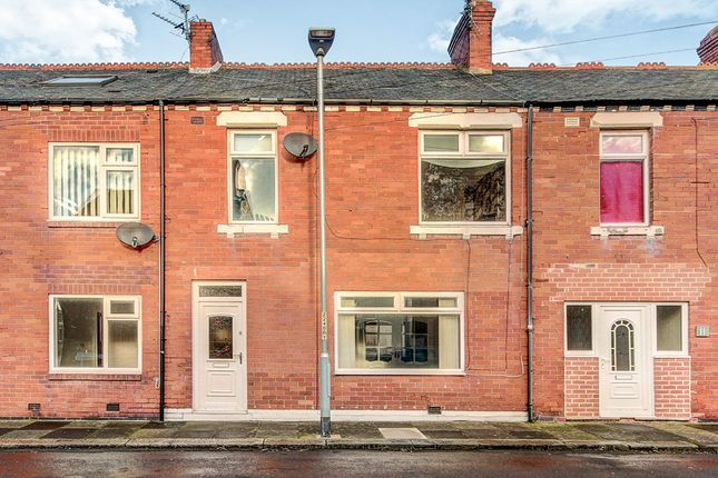 Thumbnail Terraced house to rent in Oxford Street, Blyth