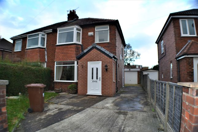 Thumbnail Semi-detached house to rent in Crawford Avenue, Leyland