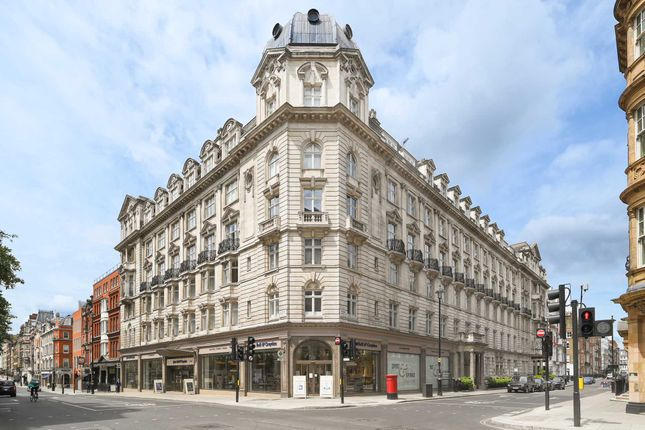 Thumbnail Flat for sale in Welbeck Street, London
