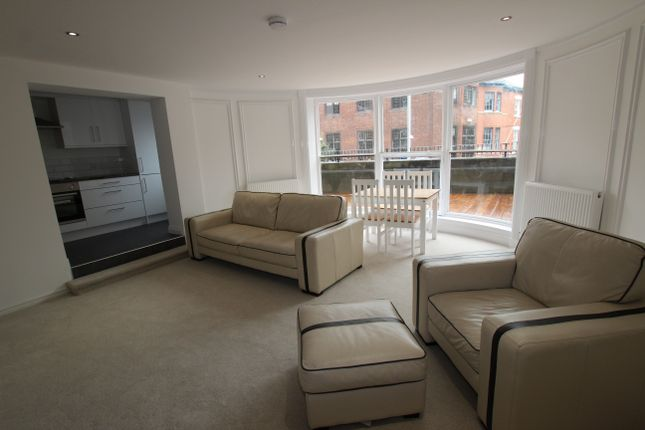 Thumbnail Flat to rent in Friar Lane, Nottingham