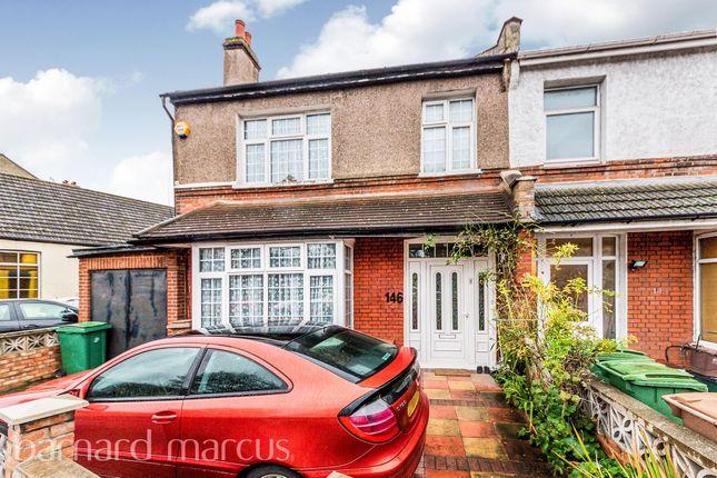 Thumbnail Semi-detached house for sale in London Road, Wallington
