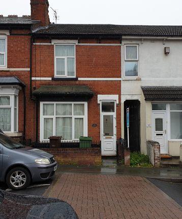 Manlove Street, Wolverhampton WV3