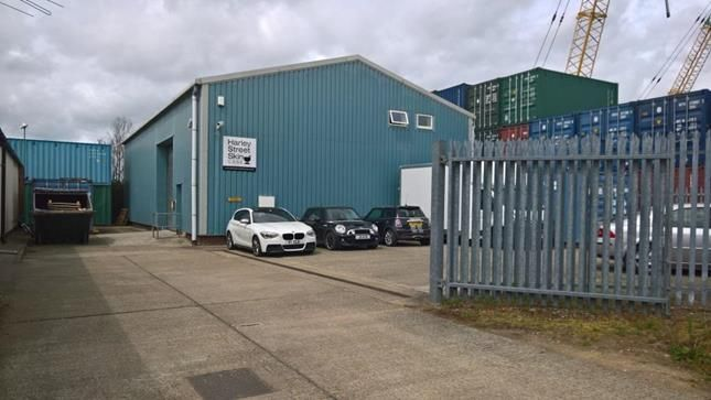 Thumbnail Light industrial to let in 14A Burnham Business Park, Springfield Road, Burnham On Crouch, Essex