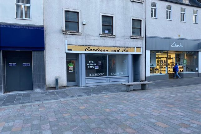 Thumbnail Commercial property to let in 139, High Street, Perth