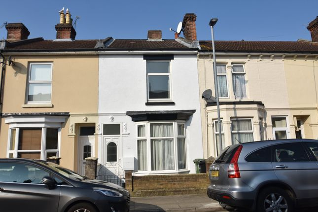 Thumbnail Terraced house to rent in Aylesbury Road, Portsmouth
