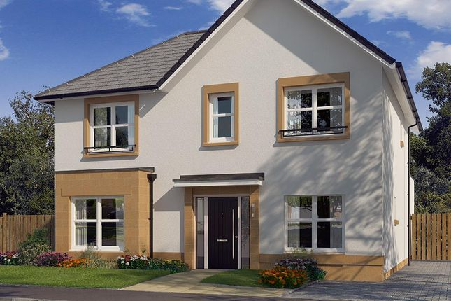 "Thumbnail Detached house for sale in ""The Tetbury"" at Bowmont Terrace, Dunbar"