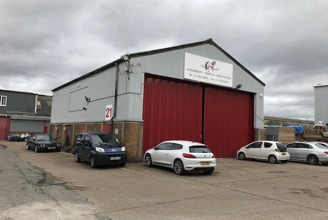 Thumbnail Office to let in Unit 21, Ropery Business Park, Charlton, London