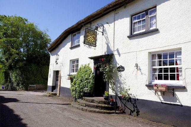 Thumbnail Land for sale in Development Site For Three Dwellings, Silverton, Mid Devon