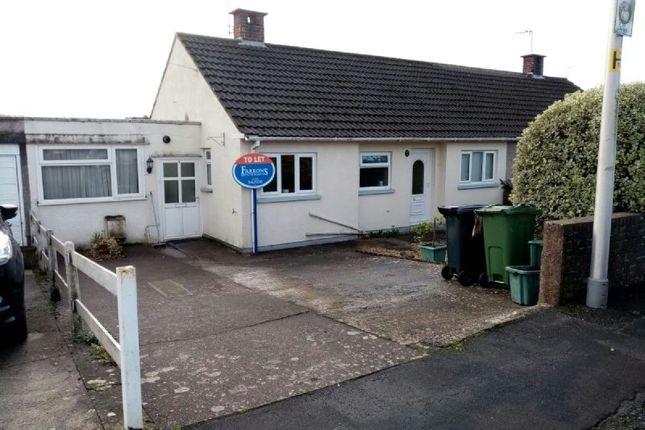 Thumbnail Semi-detached bungalow to rent in South Meadows, Wrington, Bristol