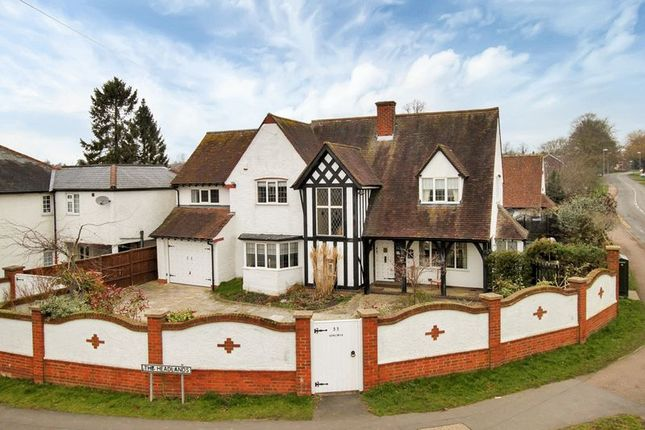 Thumbnail Detached house for sale in Great Bowden Road, Market Harborough