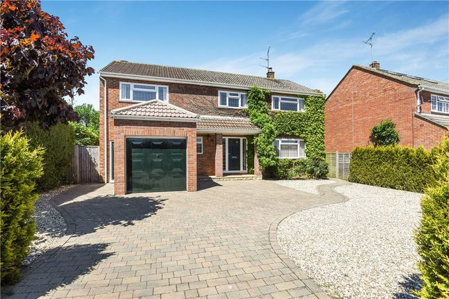Thumbnail Detached house for sale in Beaconfield Road, Yeovil, Somerset