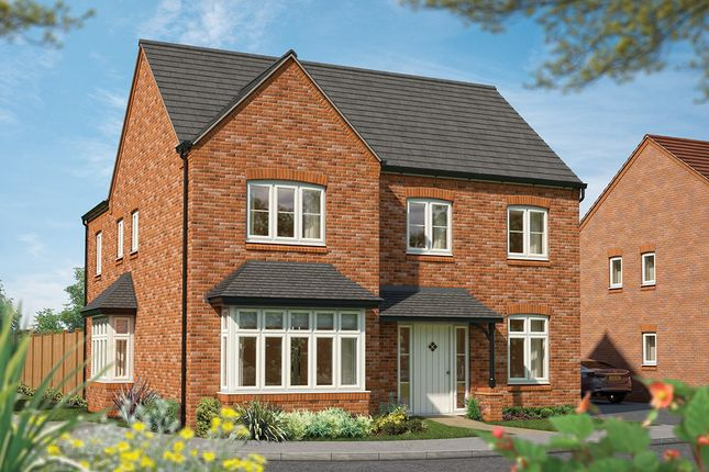 "Thumbnail Property for sale in ""The Maple"" at Harbury Lane, Heathcote, Warwick"