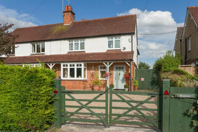 Thumbnail Semi-detached house for sale in Wolverton, Stratford-Upon-Avon