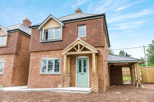 Thumbnail Detached house for sale in Springvale Road, Headbourne Worthy, Winchester