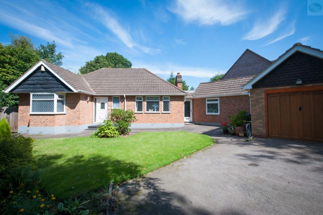 Thumbnail Detached bungalow for sale in Rectory Road, Sutton Coldfield
