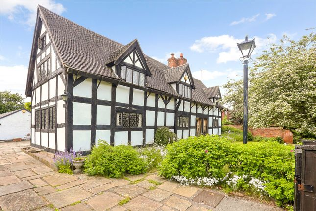 5 bed property for sale in Goostrey Lane, Twemlow Green, Cheshire CW4
