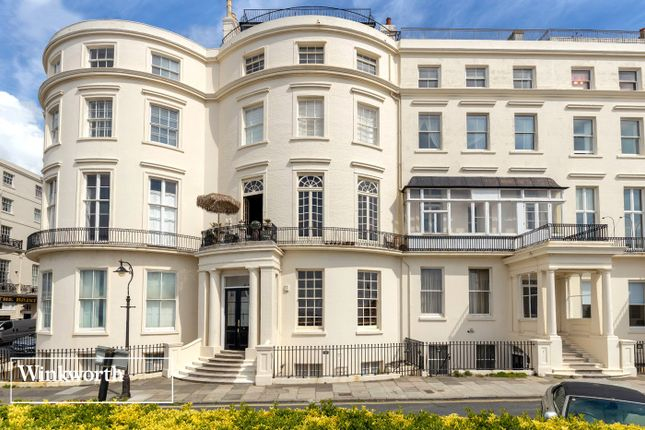 Thumbnail Flat for sale in Eastern Terrace, Brighton, East Sussex