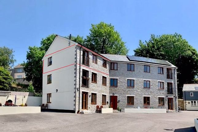 3 bed flat for sale in Trenance Mill, Trewoon, St. Austell PL25