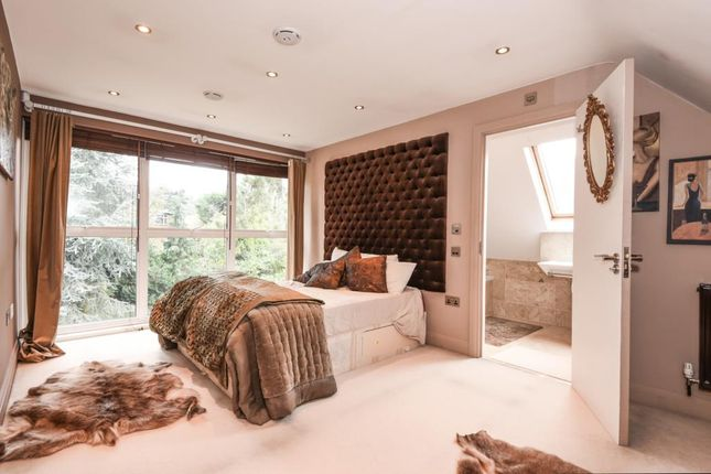 Internal View of Cedars Close, Hendon NW4,