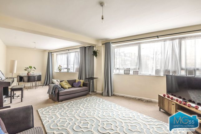 Thumbnail Flat to rent in Crouch Hill Mansions, Crouch End, London