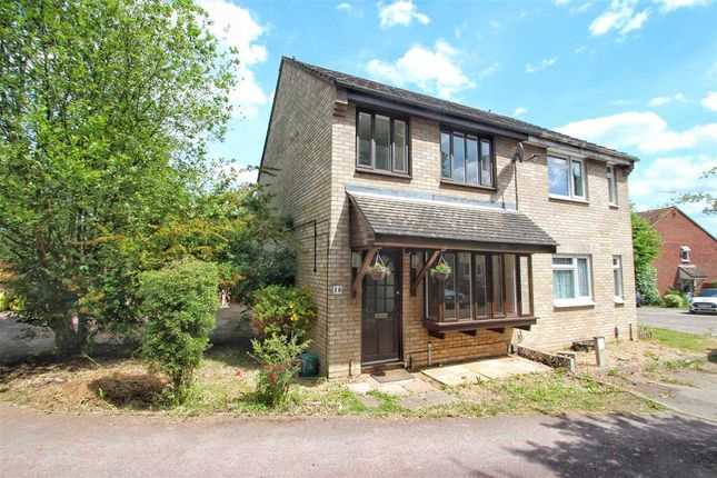 Thumbnail Semi-detached house for sale in Cotswold Court, Highwoods, Colchester