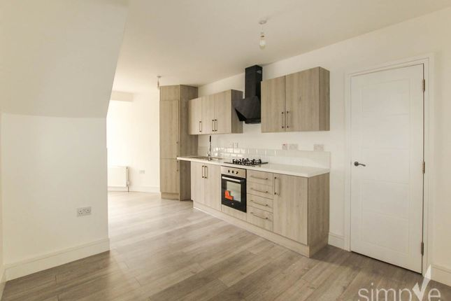 Thumbnail Flat to rent in Princes Avenue, Greenford, Middlesex