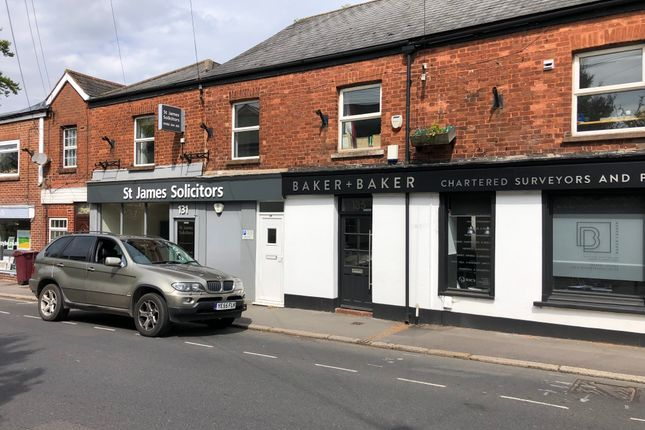 Thumbnail Flat to rent in Magdalen Road, Exeter