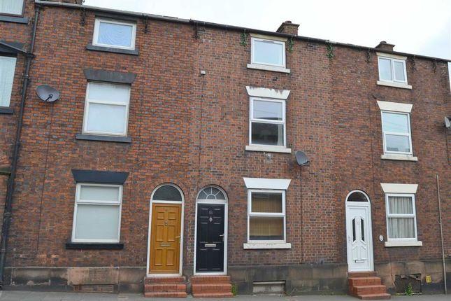 Terraced house for sale in Stockwell Street, Leek