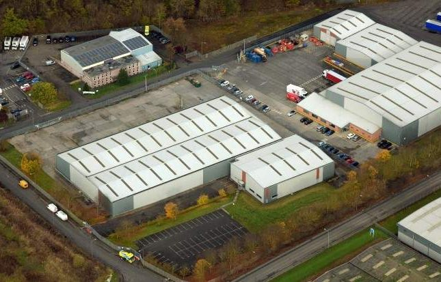 Thumbnail Light industrial to let in (Unit 9A) Newbridge Industrial Estate, Edinburgh