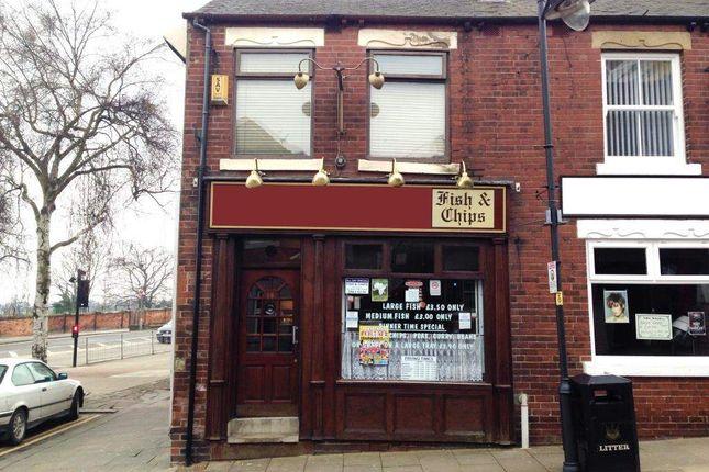 Thumbnail Restaurant/cafe for sale in Pontefract WF8, UK