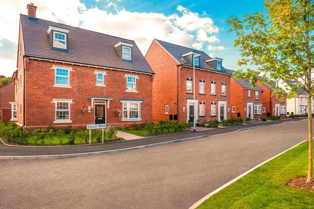 """Thumbnail Detached house for sale in """"Doseley"""" at St. Lukes Road, Doseley, Telford"""
