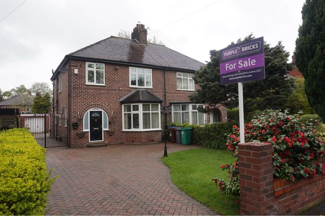Thumbnail Semi-detached house for sale in Ferndown Road, Manchester