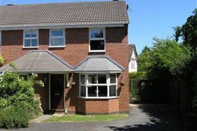 Thumbnail Detached house to rent in Abingdon Drive, Belmont, Hereford
