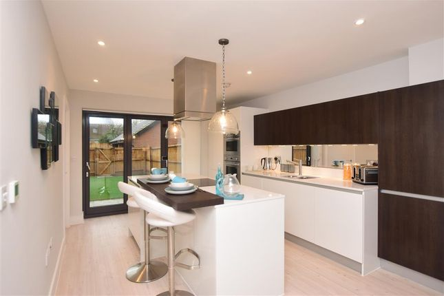 Thumbnail Terraced house for sale in Chigwell Grove, Park View, Chigwell, Essex