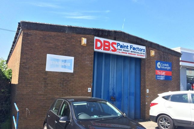 Thumbnail Light industrial to let in Trade Counter/Workshop Unit, Tremains Road, Bridgend