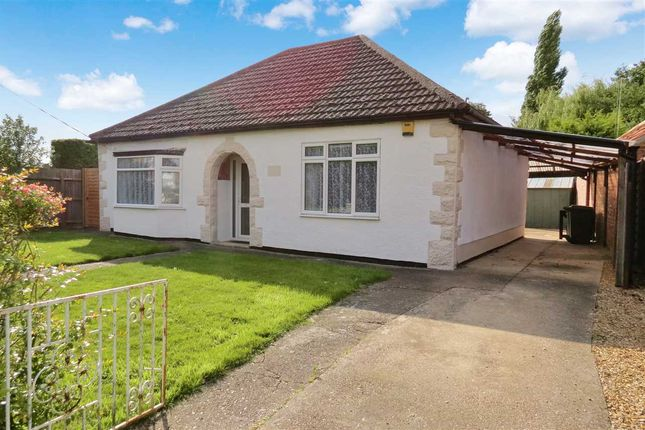 Thumbnail Detached bungalow to rent in George Street, Helpringham, Sleaford
