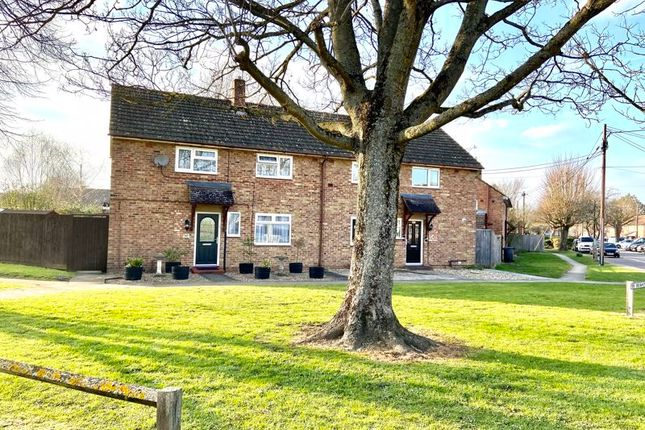 Thumbnail Semi-detached house for sale in Whittle Avenue, Calne