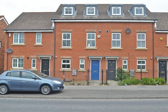 Thumbnail Terraced house to rent in Alexandrea Way, Wallsend